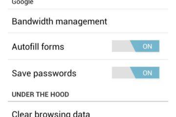 Google Chrome браузер для Андроид