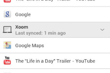 Google Chrome браузер для Android